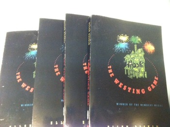 """The Westing Game"" books, by Ellen Raskin - Literature Circle Set"