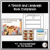 """""""The Wind Blew""""  A Speech Therapy Book Companion for SPRING"""