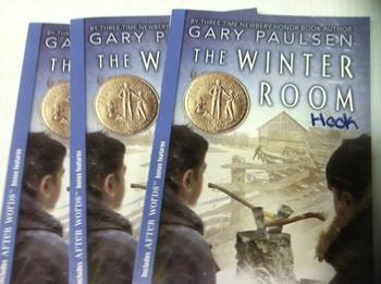 """The Winter Room"" books, by Gary Paulsen - Literature Circle Set"