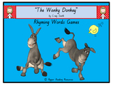 """The Wonky Donkey"" Vocabulary games, inferring and more!"