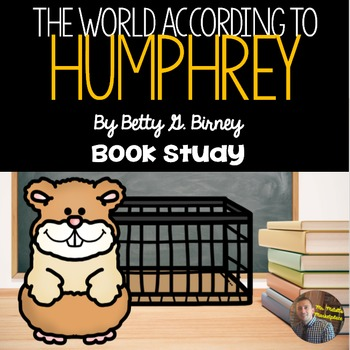 """The World According to Humphrey"" by Betty G. Birney- Book"