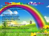 """""""The World is a Rainbow"""""""