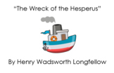 """""""The Wreck of the Hesperus"""" By Henry Wadsworth Longfellow"""