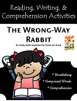 """""""The Wrong-Way Rabbit"""" Guided Reading Program Activities"""