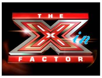 """""""The X in Factor"""" Play Script"""