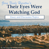 "'Their Eyes Were Watching God"" Essay Response Questions"