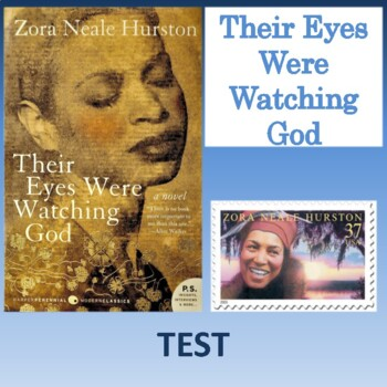 """""""Their Eyes Were Watching God"""": Test, Study Guide, & Answer Key"""