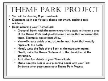 """""""Theme"""" Park Project"""