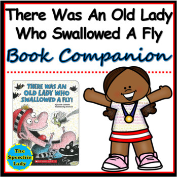 'There Was an Old Lady Who Swallowed a Fly' Activities