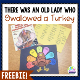 """""""There Was an Old Lady Who Swallowed a Turkey"""" Sequencing"""