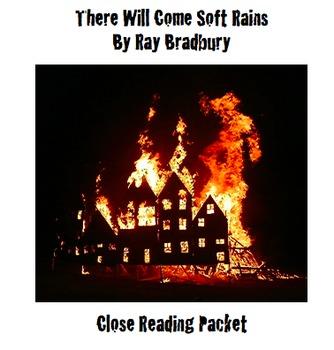"""There Will Come Soft Rains"" Close Reading Lesson"