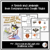 """""""There was an Old Lady Who Swallowed a Bat!"""" (Printables &"""