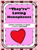 """They're"" Loving Homophones"