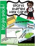 {Third Grade Math} Sports Themed Task Cards Mega pack!