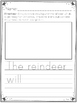 """""""This Little Reindeer"""" Emergent Reader (A Christmas/December Dollar Deal)"""