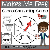 Knowing Feelings Game with Feelings Flashcards