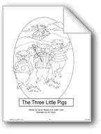 'Three Little Pigs': Retold Story