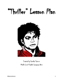 """""""Thriller"""": Citing Textual Evidence, Conflict, Theme and Video Analysis"""