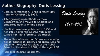 """""""Through the Tunnel"""" by Doris Lessing"""