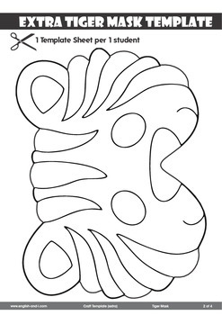 # Tiger Mask Craft