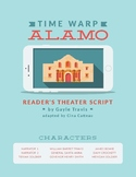 """Time Warp Alamo"" Texas History Reader's Theater"