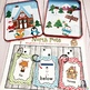 Holiday Magnetic Play Scene Companions for Speech & Language Therapy
