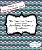 """To Catch a Cheat"" Critical Thinking ?s and Vocab sequel t"