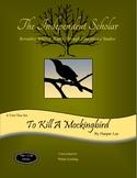"""To Kill A Mockingbird"" Unit Test and Answer Key"