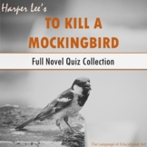 """To Kill a Mockingbird"" Part II Plot Quiz (Multiple Formats)"