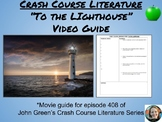 """To the Lighthouse"" Crash Course Literature Video Guide (E"