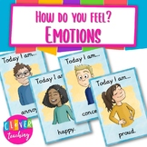 """Today I feel..."" Talking about amotions"