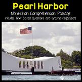 Pearl Harbor Reading Passage Nonfiction Text & Questions