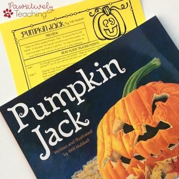 Pumpkin Jack Interactive Read Aloud