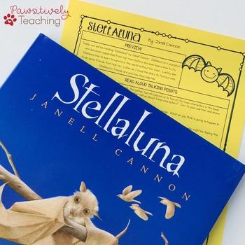 Stellaluna Interactive Read Aloud
