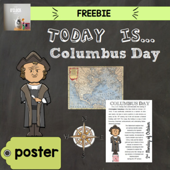 [Today is...] Columbus day