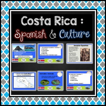 Costa Rica : Spanish and Culture Country Study, Todo de Costa Rica