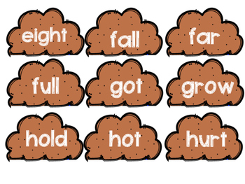 Dolch 3RD GRADE Sight Word Game [Center]