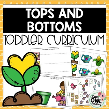 """Tops and Bottoms"" Toddler Curriculum"