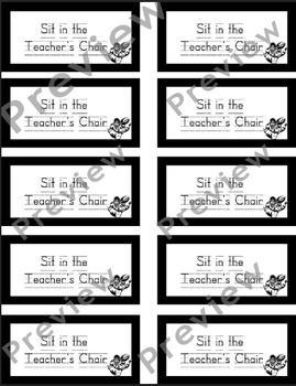 """Touchdown"" for Good Behavior Store Coupons"