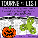 {Tourne et Lis! L'Halloween} Practice reading in French wi