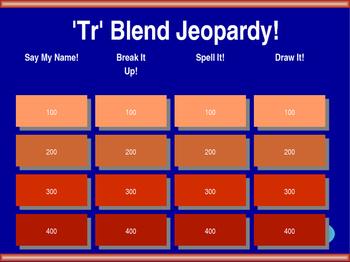 Tr Blend Jeopardy!
