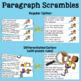 {Track & Field} Sentence & Paragraph Scrambles
