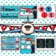 Travel Plane Classroom Decor Pack *Editable