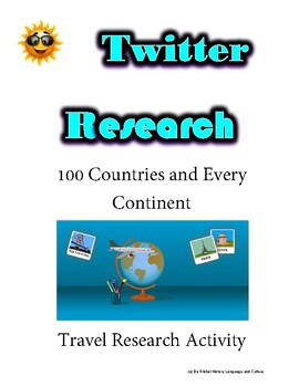 (Travel and Tourism) Intrepid Travel - Twitter Research Guide