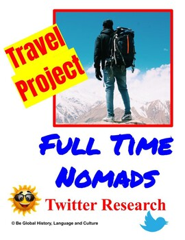 (Travel and Tourism) Just a Pack - Twitter Research Guide