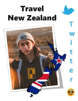 (Travel and Tourism) New Zealand - Twitter Research Guide