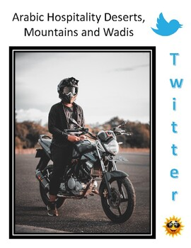(Travel and Tourism) Oman Motorcycle Tour - Twitter Research Guide