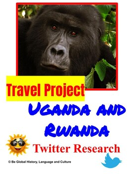 (Travel and Tourism) Redrock Safaris - Twitter Research Guide