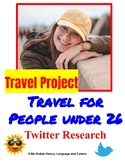 (Travel and Tourism) STA Travel UK- Twitter Research Guide