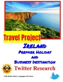(Travel and Tourism) Tourism Ireland - Twitter Research Guide